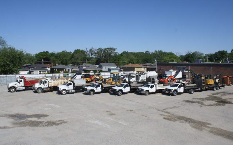 Sewer/Water Repair Fleet