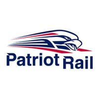 Patriot Rail Company LLC logo www.patriotrail.com (PRNewsFoto/Patriot Rail Company LLC)